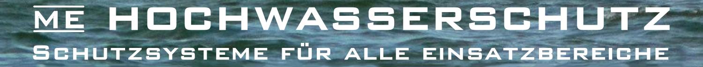ME Hochwasserschutz Logo